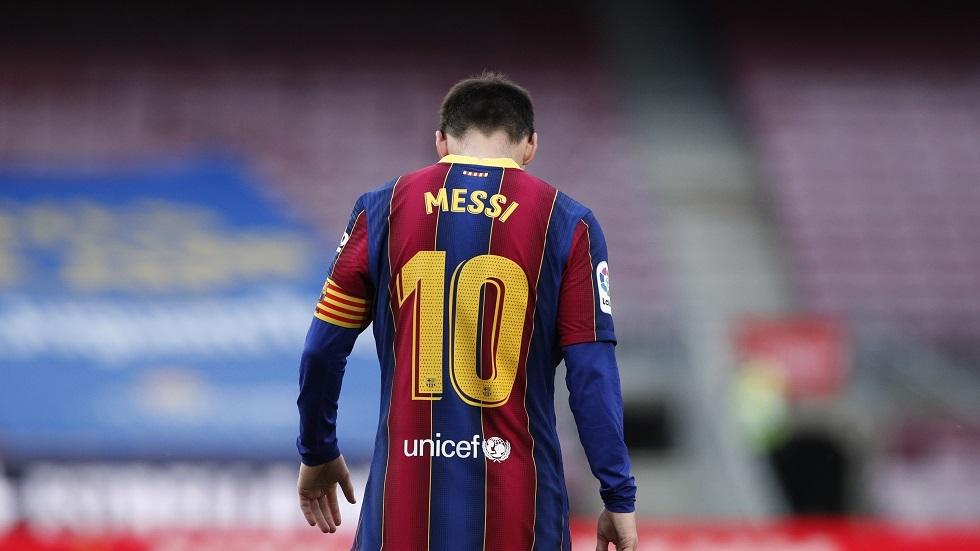 برشلونة في بيان رسمي: ميسي لن يستمر مع النادي