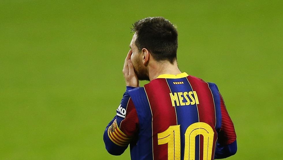 برشلونة يودع ميسي بمقطع فيديو