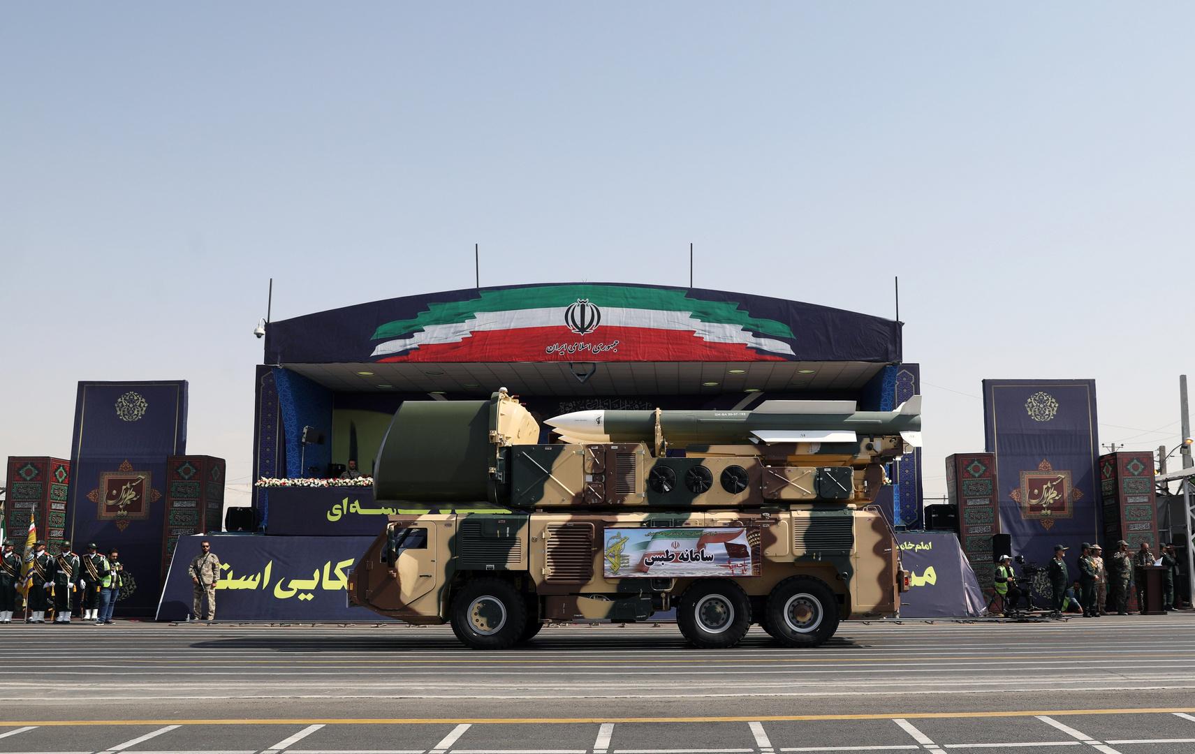 القوات المسلحة الإيرانية تعلن استعدادها لمواجهة إسرائيل