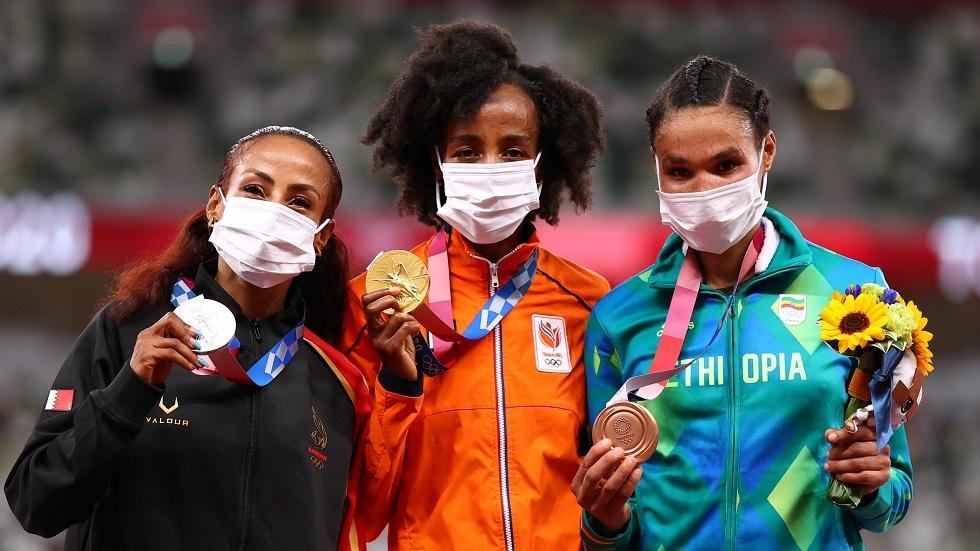 البحرين تحصد أول ميدالية في طوكيو