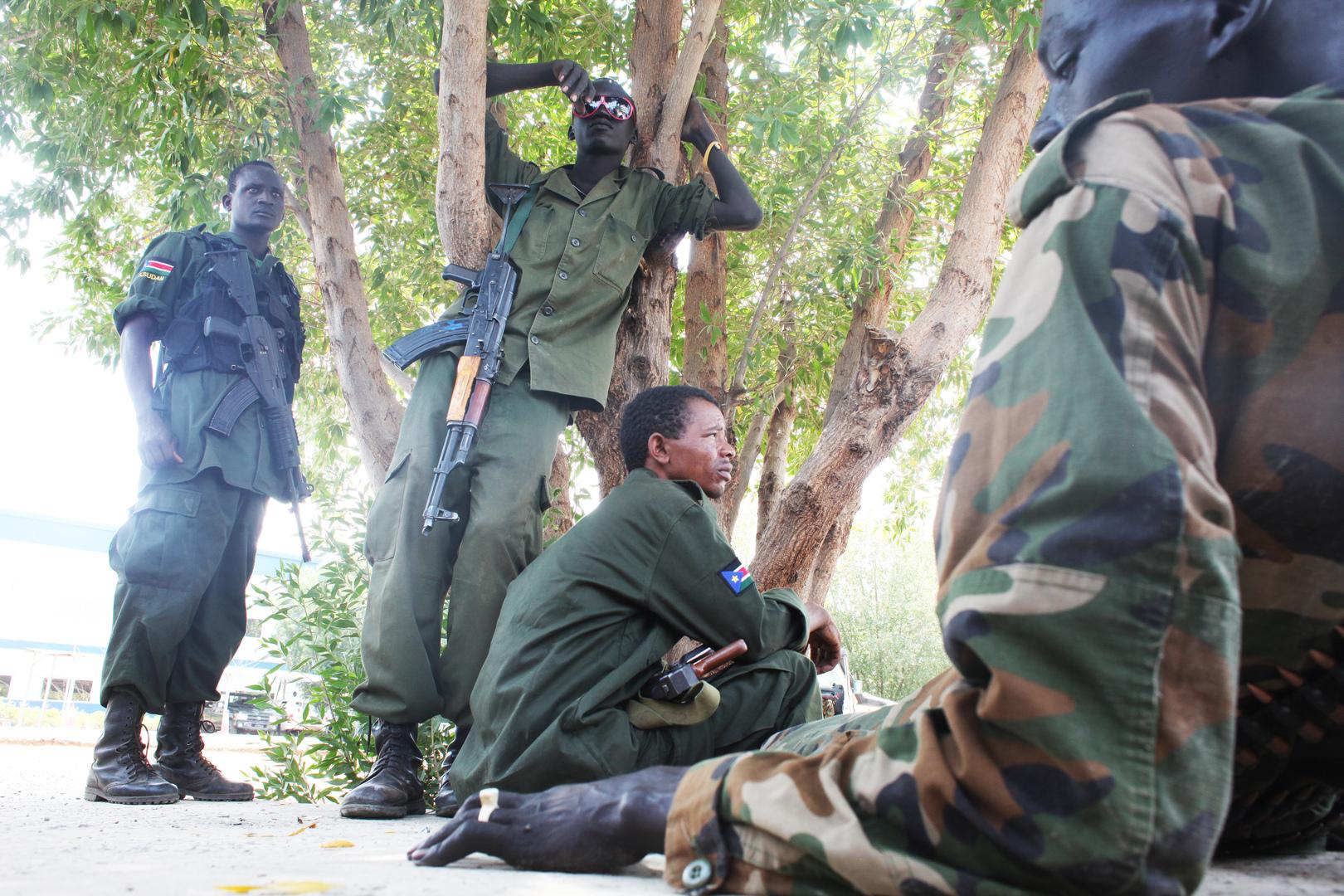 جنوب السودان.. عشرات القتلى جراء اشتباكات بين أنصار مشار وفصيل معارض في حزبه