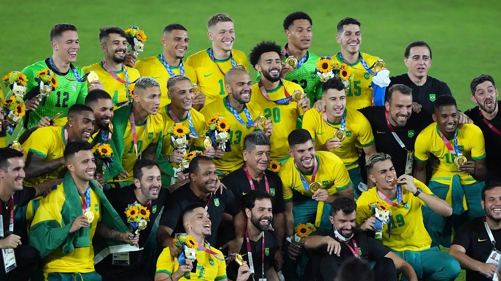 رونالدينيو يهنئ منتخب البرازيل بذهبية أولمبياد طوكيو ويكشف سر فوزه (فيديو)