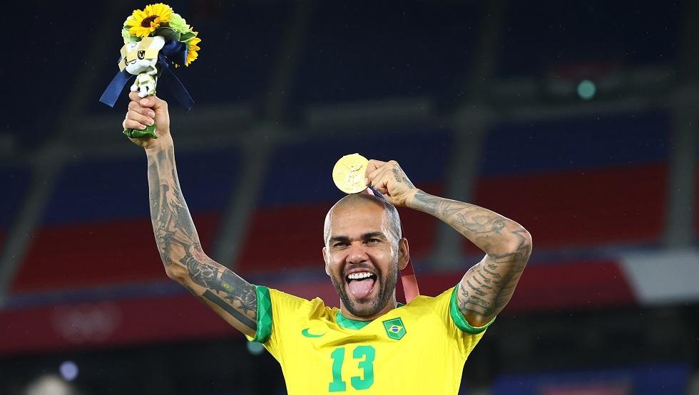 ألفيس يعزز رقمه القياسي في أولمبياد طوكيو