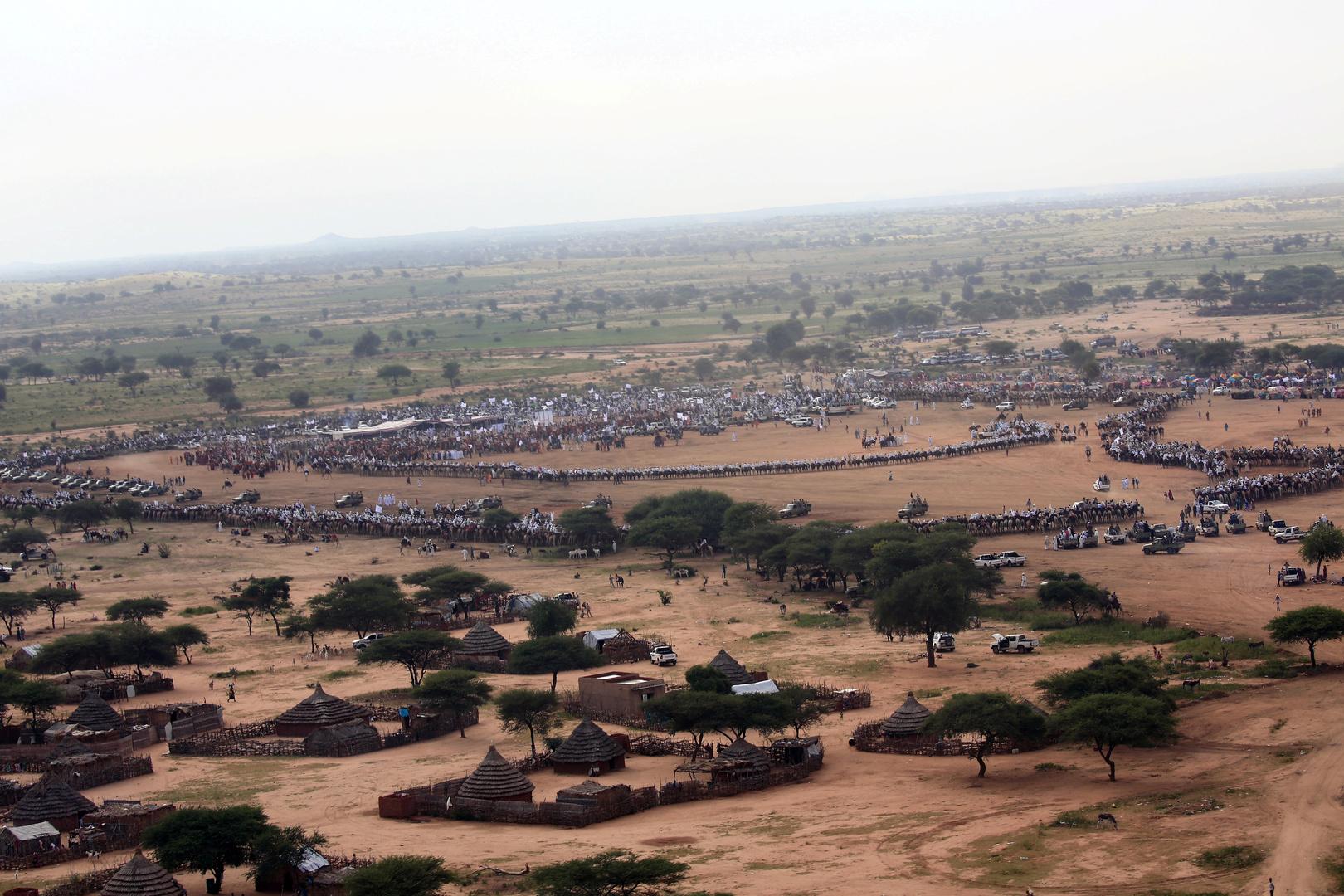 مخالف للمواصفات الهندسية.. انهيار سد كندية الجديد بولاية دارفور في السودان (الصورة من الأرشيف)