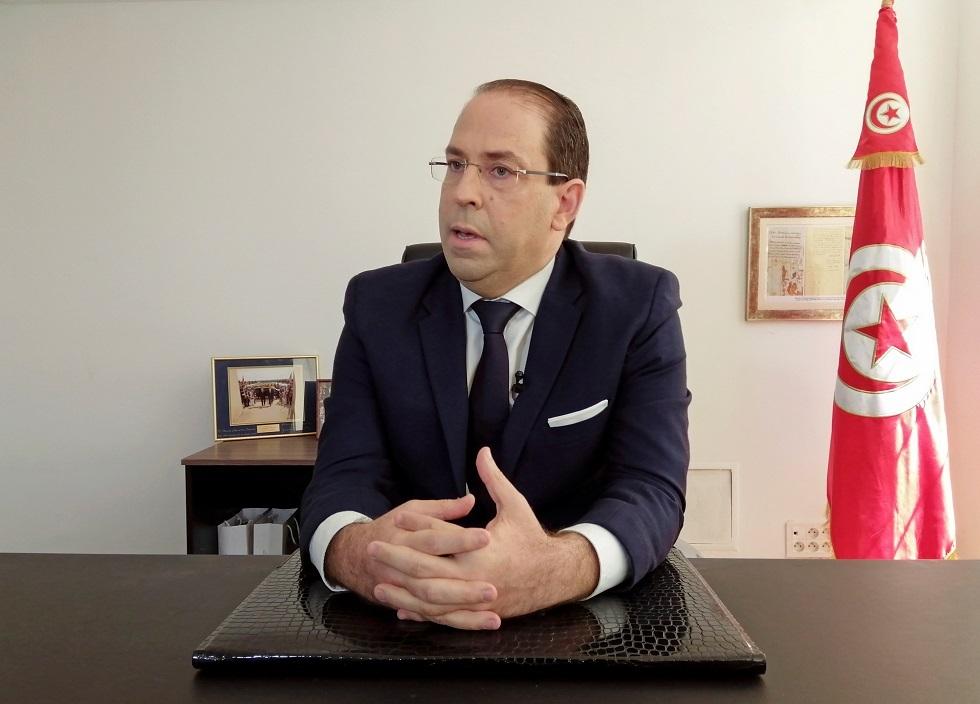 رئيس الحكومة التونسية الأسبق يوسف الشاهد