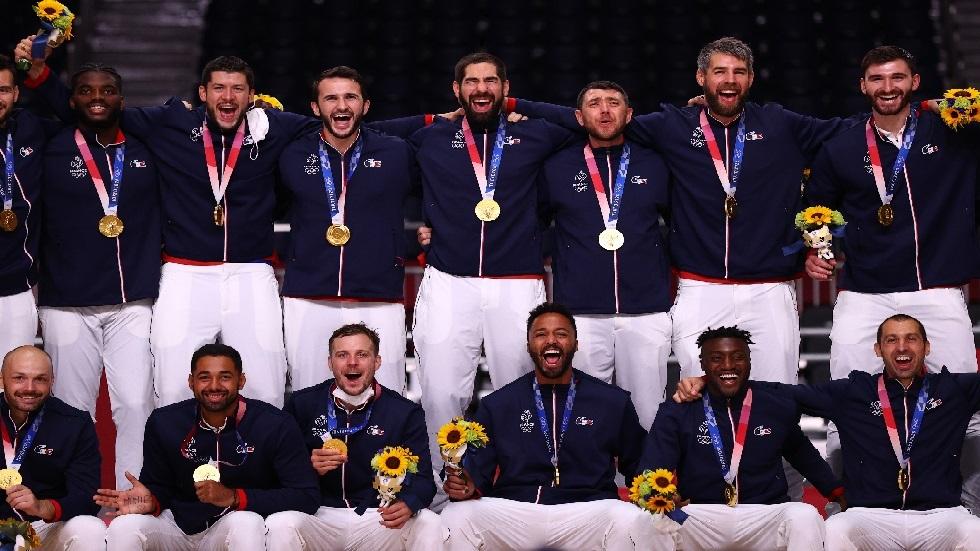 أولمبياد طوكيو.. فرنسا تثأر من الدنمارك وتحصد ذهبية كرة اليد
