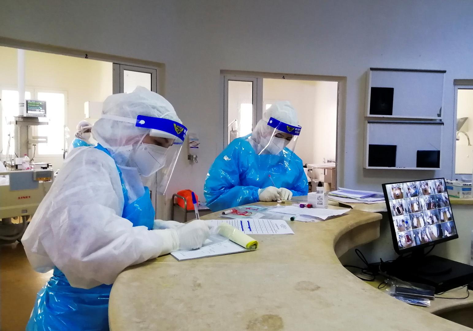 تونس.. 122 وفاة وأكثر من 2500 إصابة جديدة بفيروس كورونا