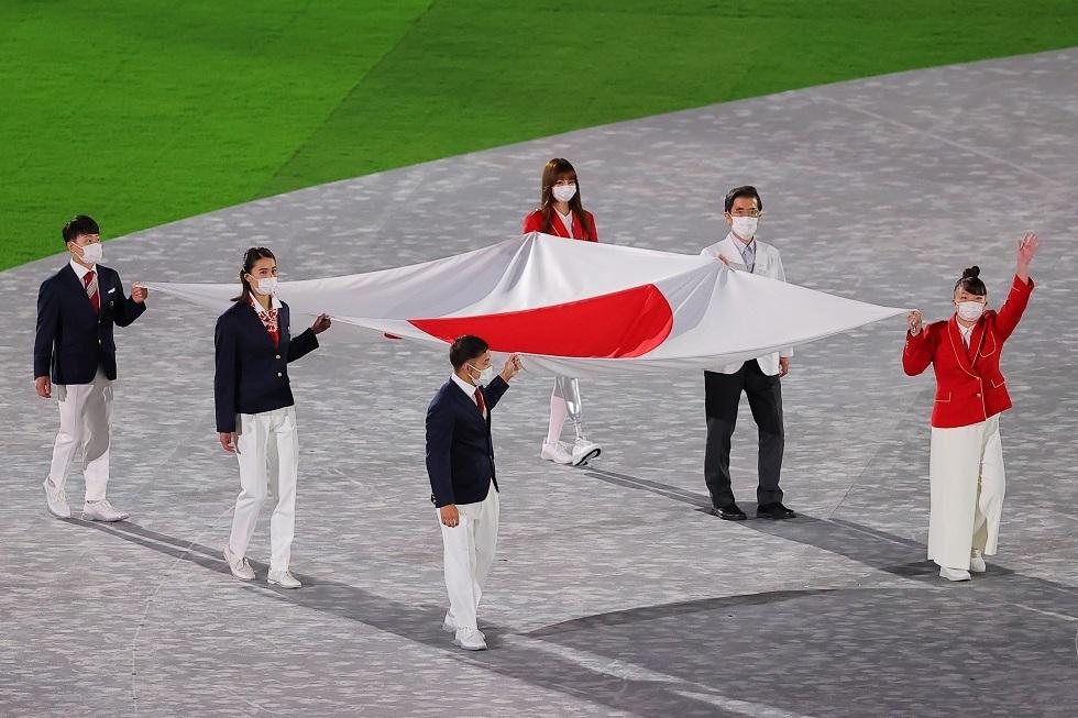 حفل اختتام الألعاب الأولمبية.. وداعا