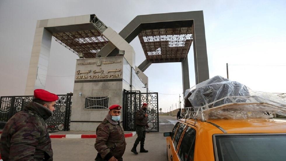 مصر تستأنف فتح وتشغيل معبر رفح البري