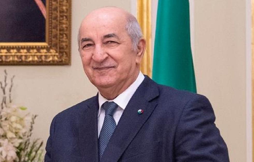 الرئيس الجزائري: هناك مبادرة جزائرية بخصوص سد النهضة الإثيوبي وقد لاقت تجاوبا كبيرا