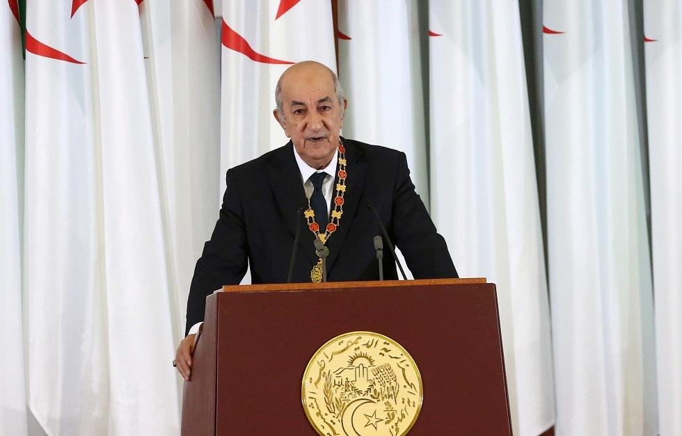 تبون: لن نقبل بممارسة ضغوط على تونس وقيس سعيد أبلغني أمورا لا يمكنني البوح بها