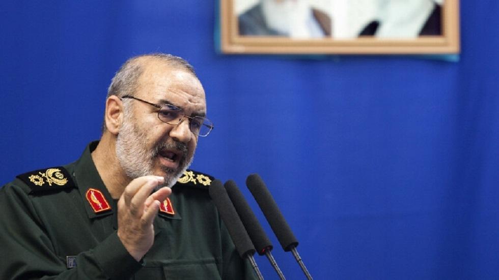 الحرس الثوري الإيراني: زوال إسرائيل سيحصل قريبا