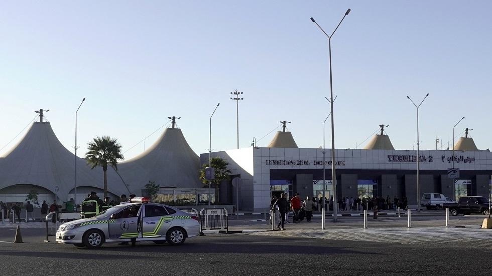 مطار الغردقة في مصر