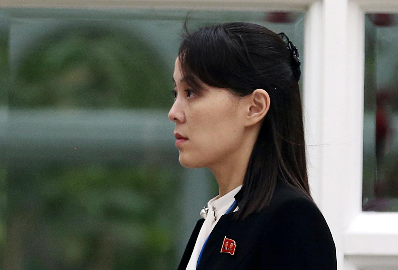 شقيقة زعيم كوريا الشمالية للأمريكيين: