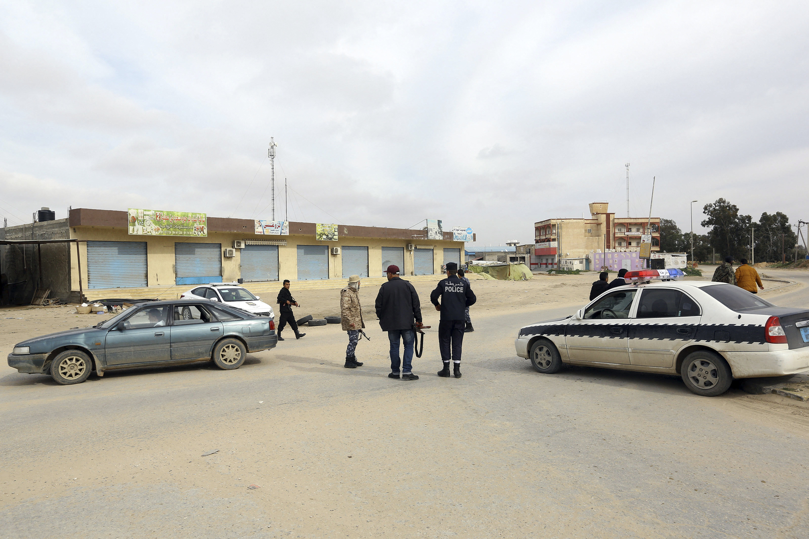 اختطاف مسؤول كبير في حكومة الوحدة الوطنية في طرابلس