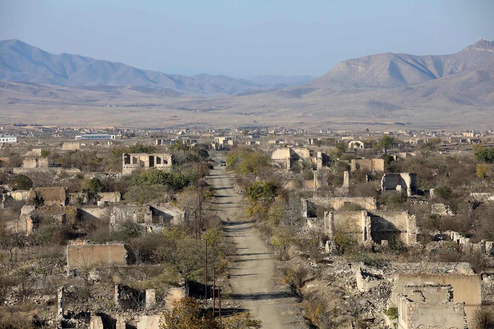 أذربيجان تتهم أرمينيا بخرق الاتفاقات بشأن قره باغ