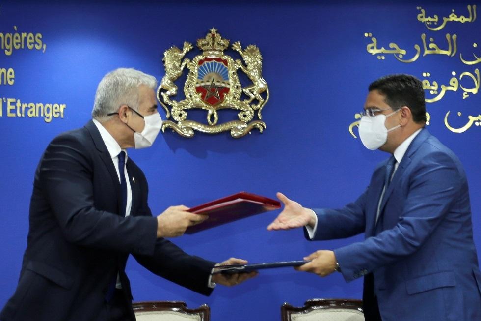 المغرب وإسرائيل يوقعان 3 اتفاقيات لتعزيز التعاون الثنائي