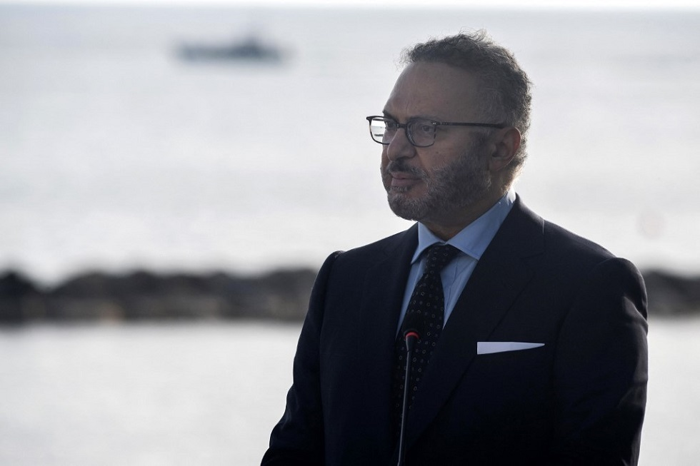 أنور قرقاش المستشار الدبلوماسي لرئيس دولة الإمارات