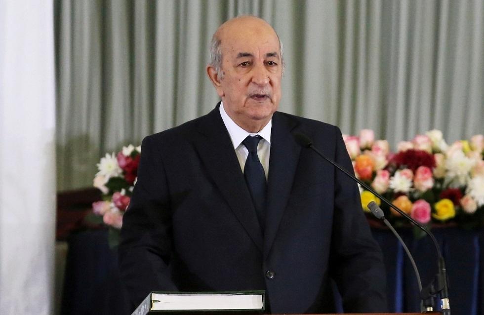 ملك المغرب يعزي الرئيس الجزائري في ضحايا حرائق الغابات