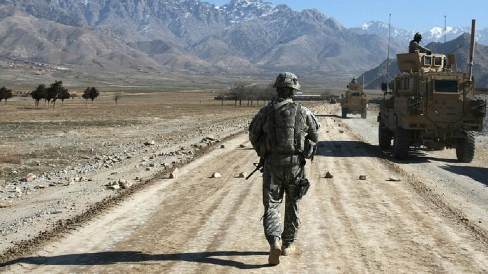 القوات الأمريكية في أفغانستان - أرشيف