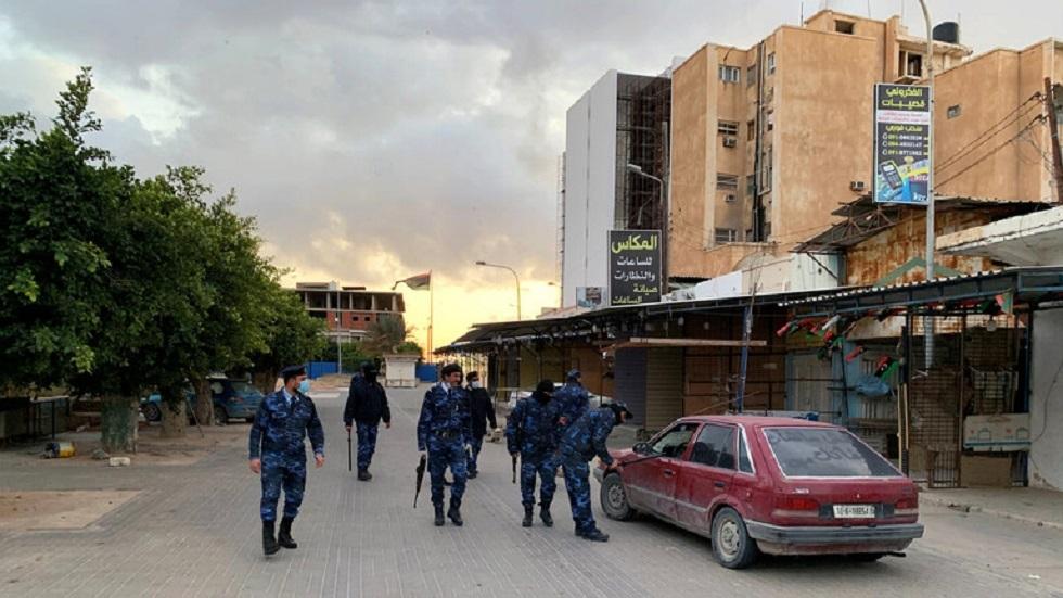 حظر التجوال في ليبيا - أرشيف