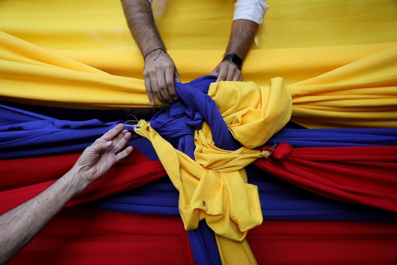 روسيا ترحب بإطلاق مفاوضات فنزويلية-فنزويلية وتبدي استعدادها للمساعدة