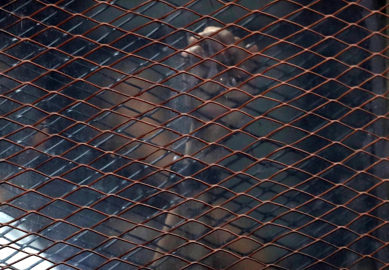 مدمن مخدرات يحاول إحراق والدته والشرطة تلقي القبض عليه في رام الله