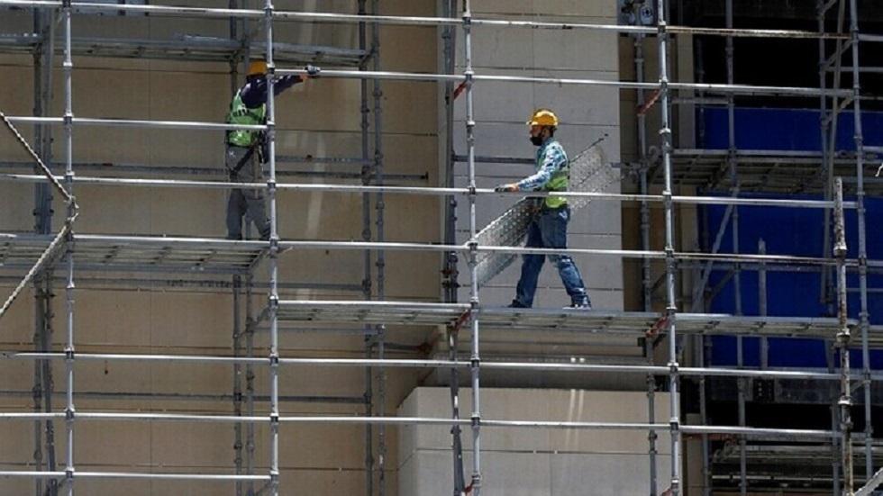 قطاع البناء في الأردن - أرشيف
