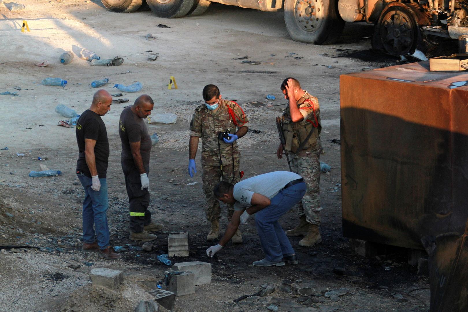 لبنان.. حزب الله يقدم دعما ماليا لضحايا تفجير عكار