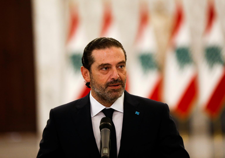 رئيس الحكومة اللبناني السابق، سعد الحريري