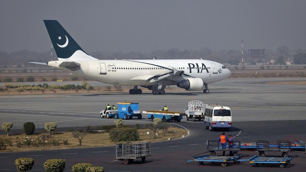 طائرة تابعة للخطوط الجوية الباكستانية (صورة أرشيفية)