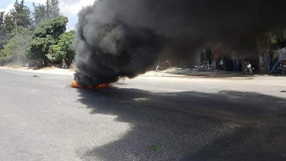 سوريا.. احتجاجات في منطقة يحمور على تلوث المياه ومحافظ طرطوس يوضح طرق الخروج من المشكل