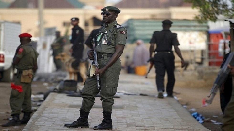 قوات الأمن النيجيرية - أرشيف