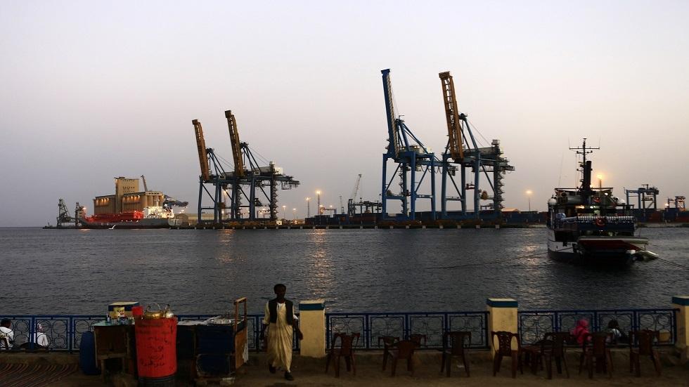ميناء سوداني - أرشيف