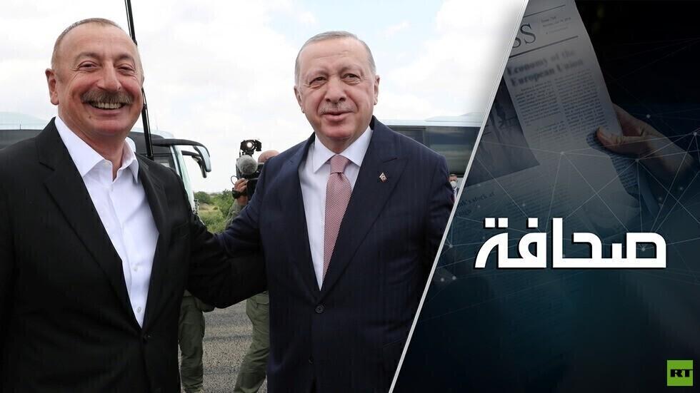 إلهام علييف لن يسمح بابتلاع تركيا لأذربيجان