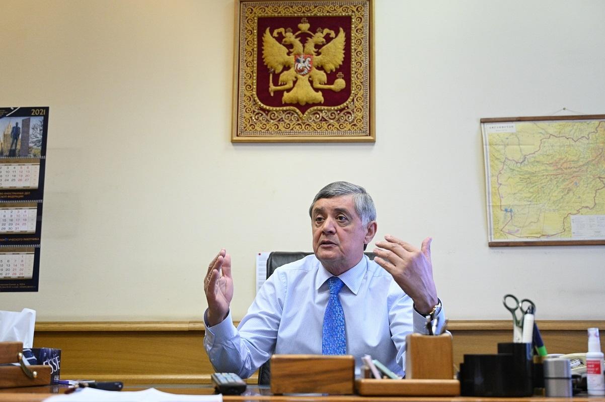 موسكو: نأمل أن تحترم السلطات الأفغانية المستقبلية حقوق الإنسان الأساسية