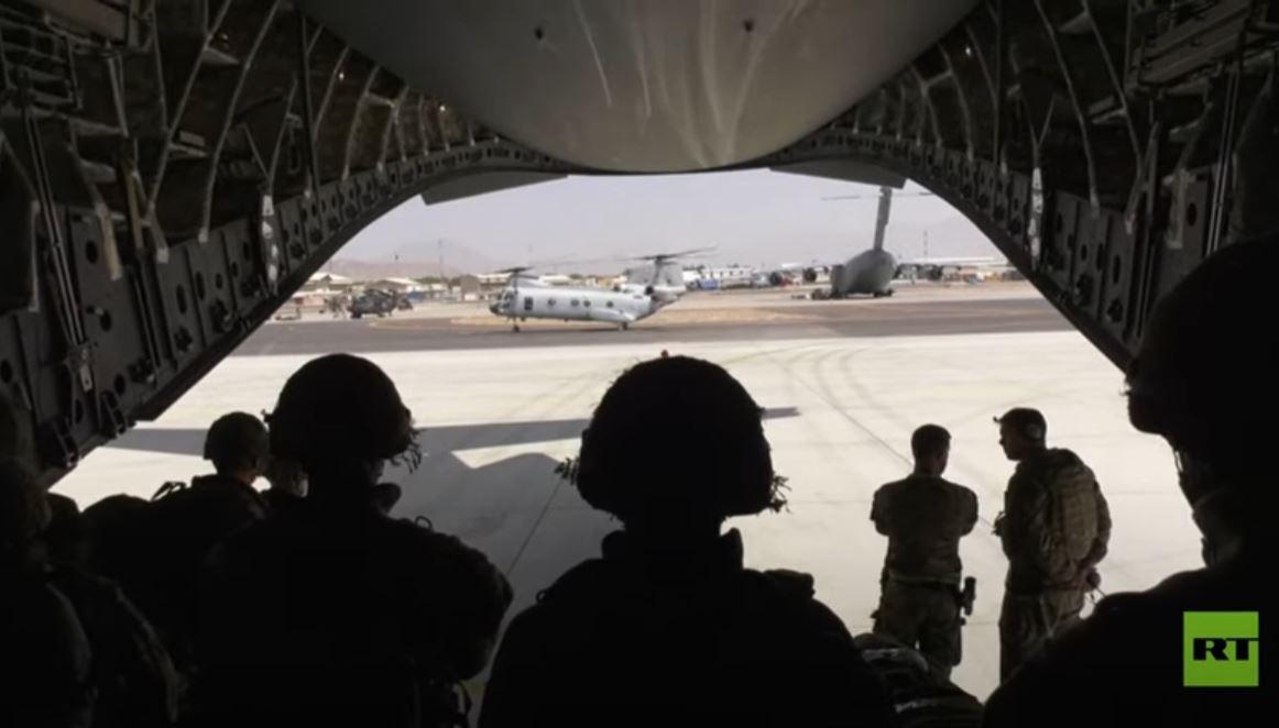 بريطانيا ترسل قوات إلى كابل لإجلاء مواطنيها