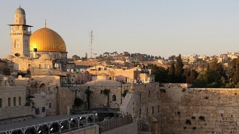 المسجد الأقصى في القدس - أرشيف