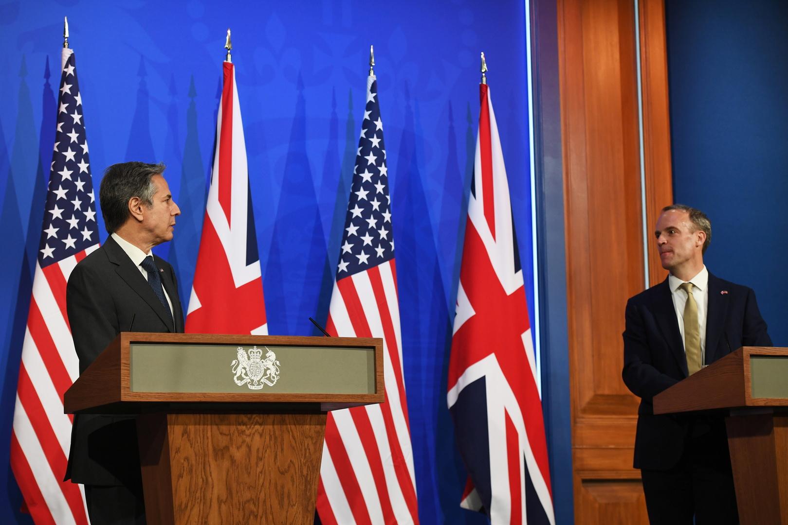لندن وواشنطن تبحثان سبل منع تحول أفغانستان لقاعدة للجماعات الإرهابية