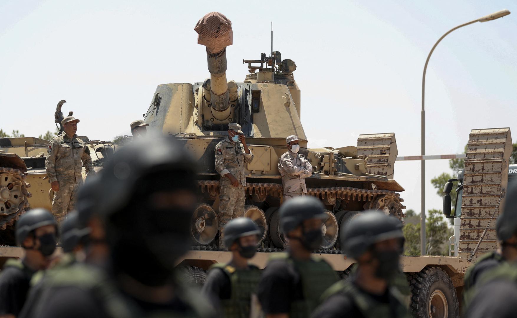 ليبيا.. اللجنة العسكرية المشتركة تحذر من عودة الحرب بسبب خلو منصب وزير الدفاع