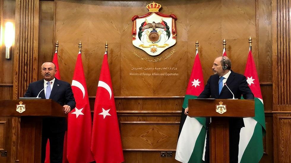 تشاووش أوغلو: تركيا تنظر إلى رسائل