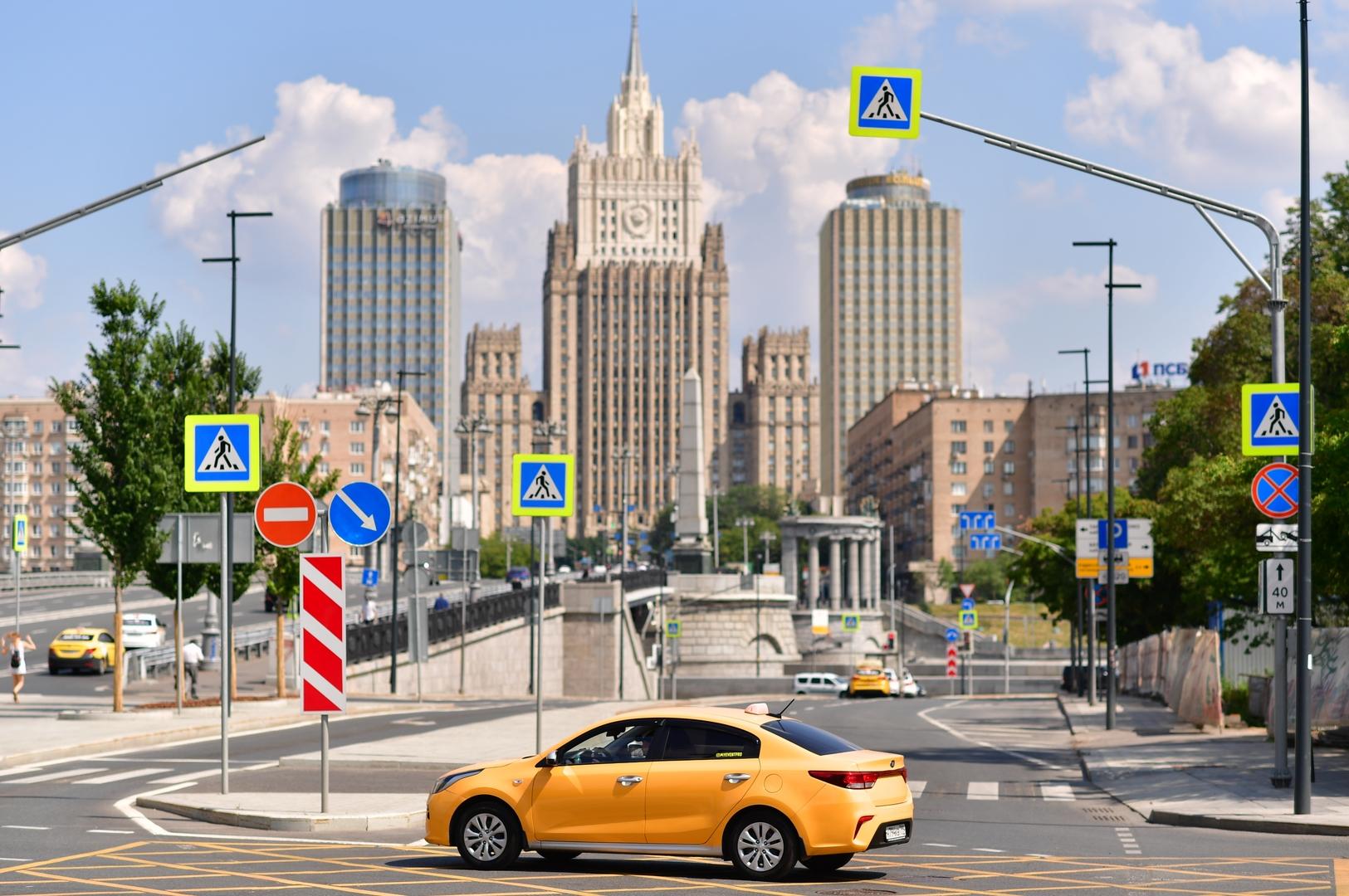 الخارجية الروسية تعد بالرد على طرد دبلوماسي روسي من مقدونيا الشمالية