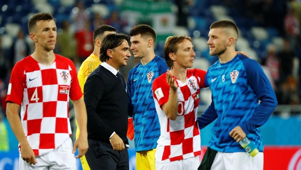 استبعاد لاعب عن منتخب كرواتيا لأسباب تأديبية