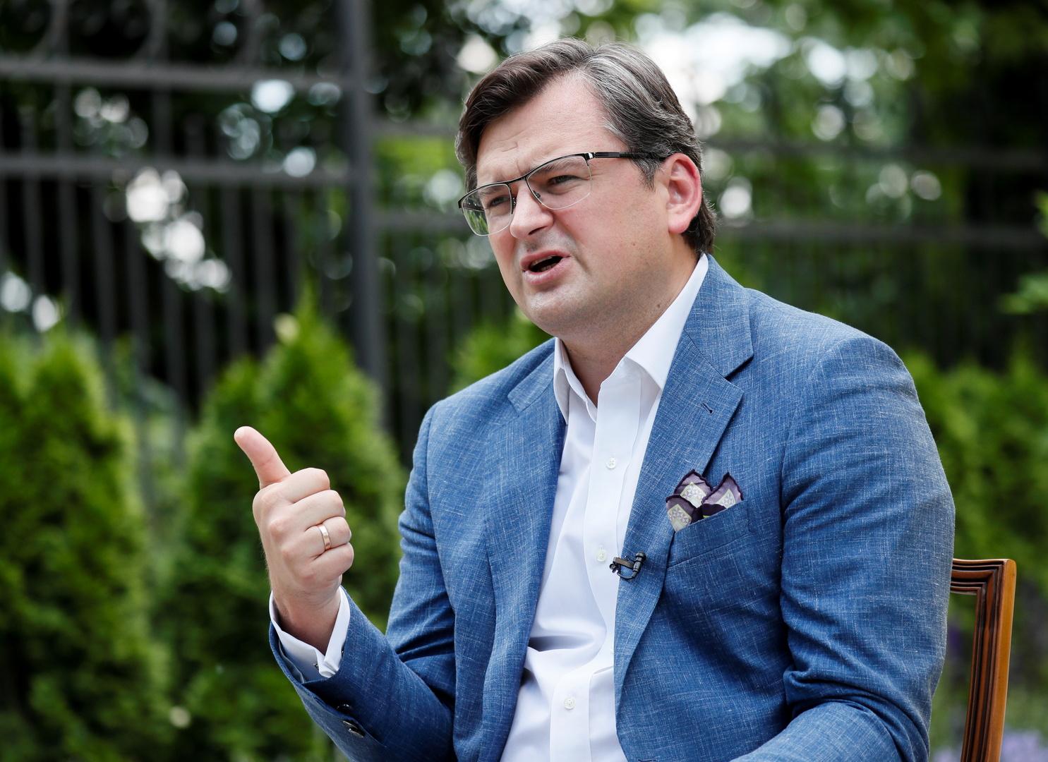 أوكرانيا: مستعدون للحوار مع روسيا حول القرم