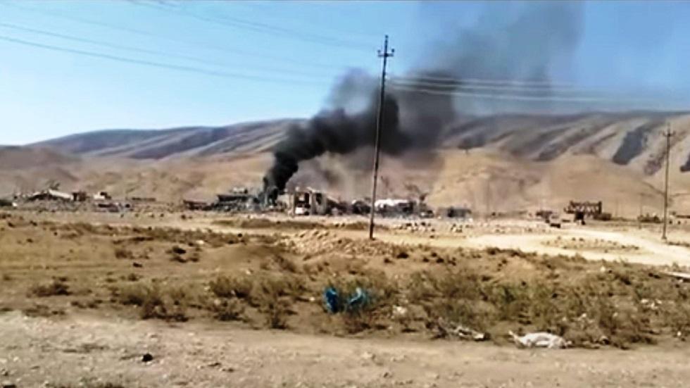 القوات التركية قصفت مشفى سكينية في شنكال