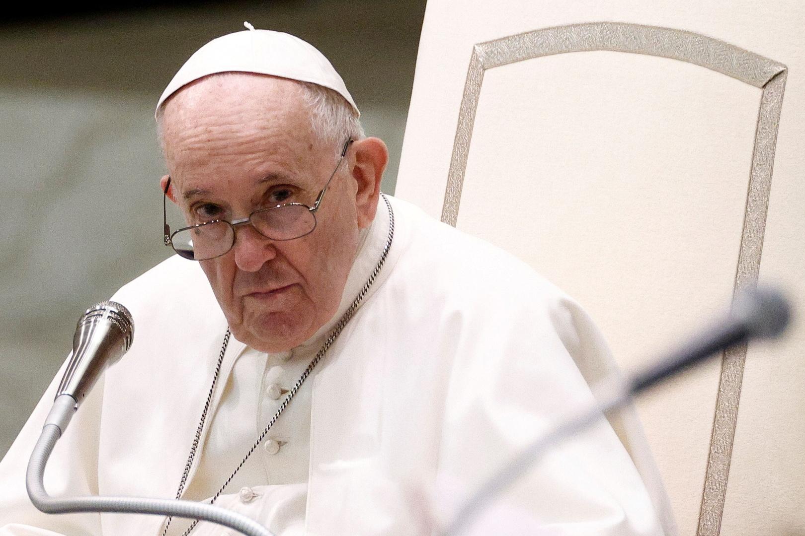 البابا فرنسيس يدعو الجميع للحصول على لقاحات كورونا