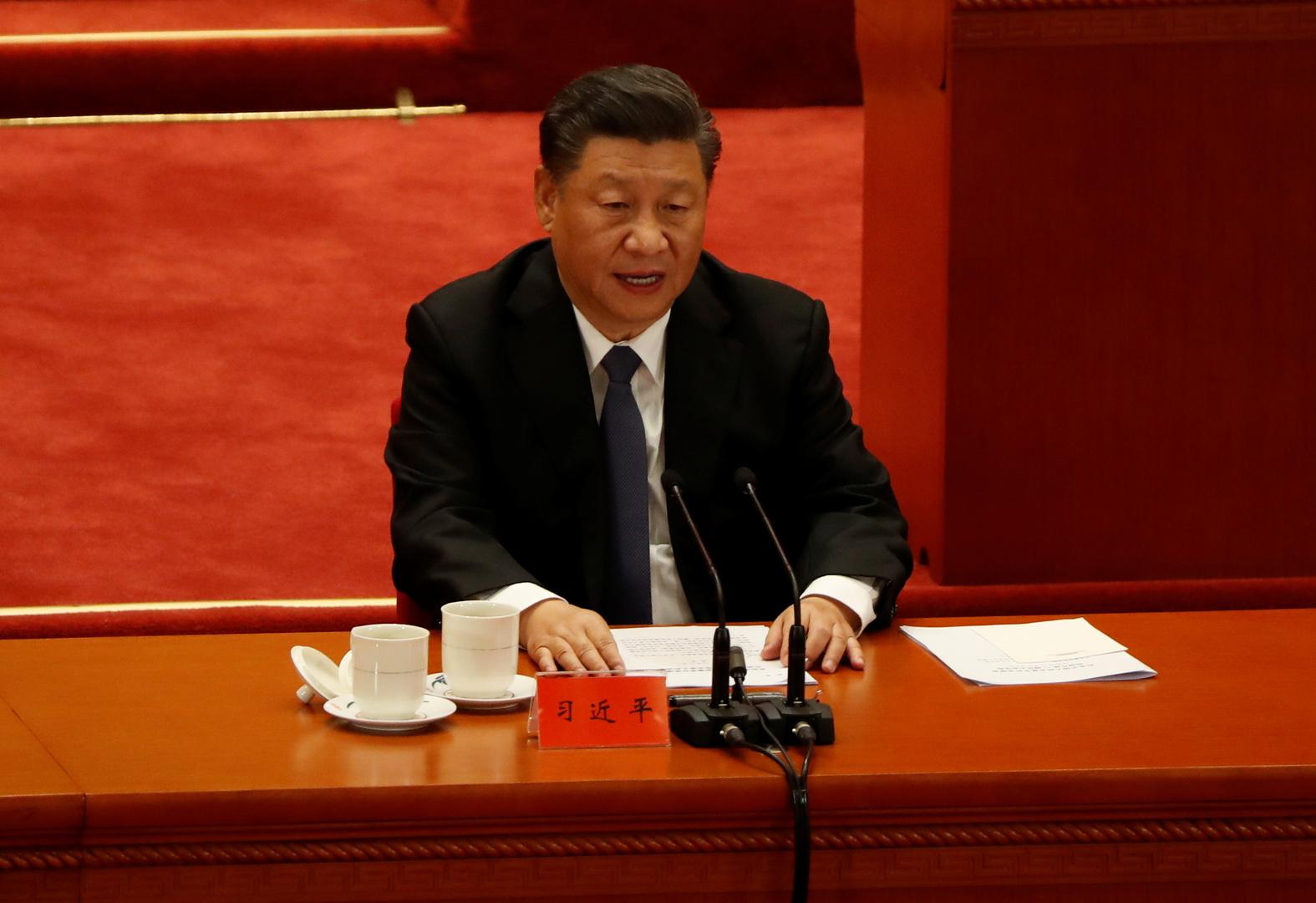 الرئيس الصيني يجري اتصالين هاتفيين مع نظيريه الإيراني والعراقي