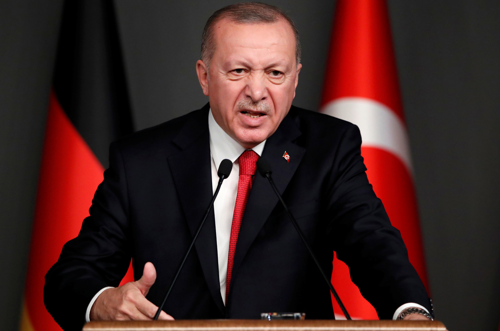 أردوغان يعلن تسليم إثيوبيا جميع مدارس غولن لتركيا