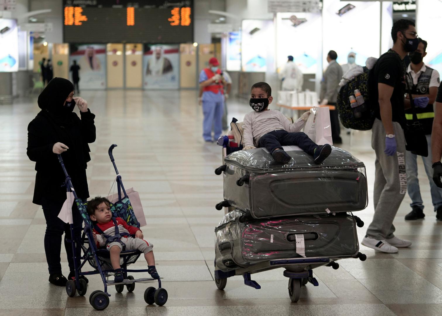 الكويت تستأنف رحلاتها الجوية مع مصر والهند ودول أخرى