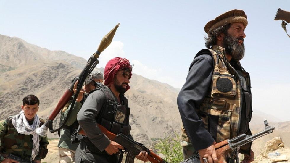مسلحون في أفغانستان - أرشيف